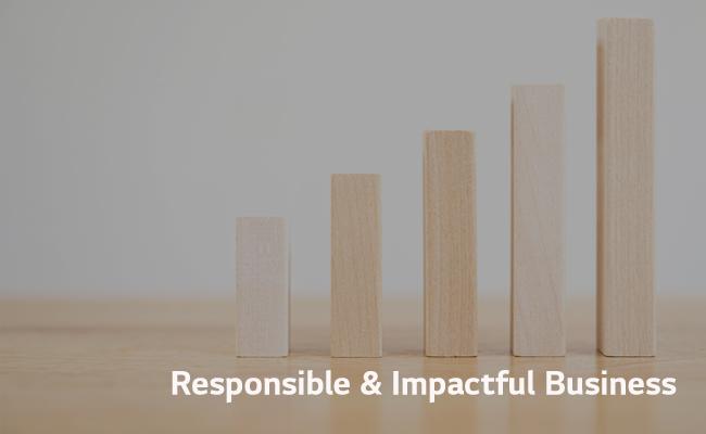 Responsible & Impactful Business